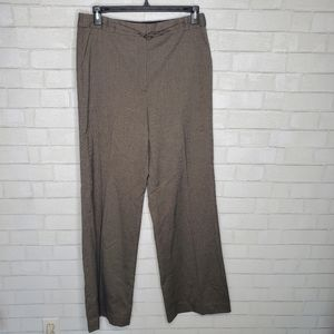 Nordstrom Classiques Entier Gray Belted Trousers